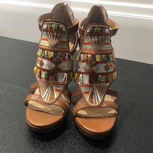 Bcbgeneration summer heels